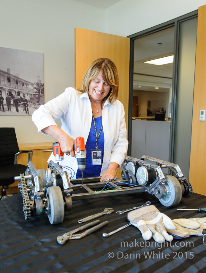 Pam Wolf – Cambridge – for Maker Expo 062