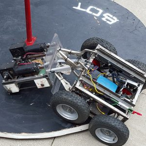 Bot Brawl: Robotic Sumo Competition